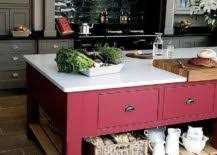 painting kitchen island 25 colorful kitchen island ideas to enliven your home