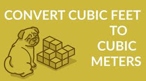 ʕ u2022ᴥ u2022ʔ easily convert cubic feet to cubic meters ft 3 to cm 3