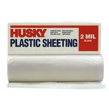 hdx 20 ft x 100 ft clear 6 mil plastic sheeting cfhd0620c the