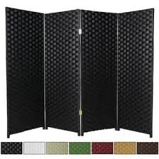 room dividers u0026 decorative screens for less overstock com