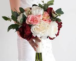 Wedding Flowers Greenery Wedding Bouquets Peony Bouquets Rose Bouquets By Katesaidyes