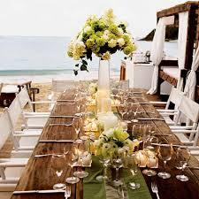 Wedding Table Decoration Wonderful Beach Wedding Table Decorations Photos Plans Free By