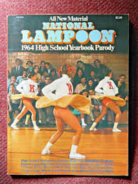 national loon 1964 high school yearbook national loon magazine back issues ebay