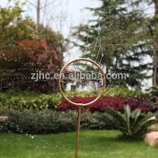 vortex ornamental decorative dragonfly garden water lawn sprinkler