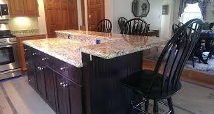 kitchen island brackets 6 inch kitchen island overhang for kitchen island granite overhang