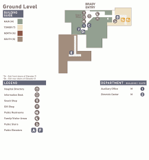 Drug Rehabilitation Center Floor Plan Hospital Floor Plan Butler Memorial Hospital