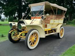 1908 glide model g touring car last one in the world charvet