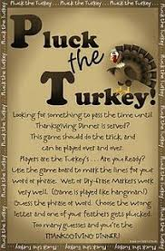 thanksgiving family feud printable thanksgiving family