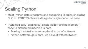 image library truth hardware python scalability a convenient truth