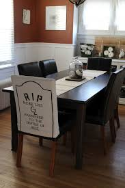 Dining Room Chair Protectors Hammers And High Heels Diy Halloween Themed Gravestone Dining
