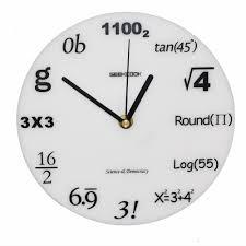 online buy wholesale math wall clocks from china math wall clocks