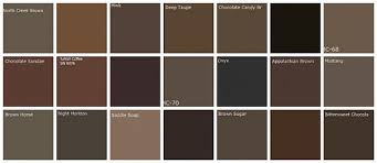 brown paint dark brown paint colors designers favorite brands colo flickr