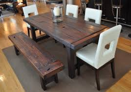 dining room sets with bench benches for dining room tables ehindtimes com