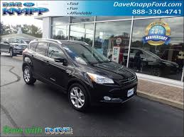 Ford Escape Body Styles - used cars u0026 trucks for sale dave knapp ford lincoln serving