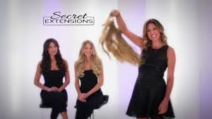 secret hair extensions introduces secret extensions