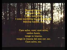 Selve Luciano Pavarotti Care Selve G F Handel Youtube