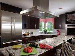 ideas for kitchen design kitchen design ideas hgtv