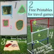 Backyard Drinking Games 10 Great Travel And Camping Games The V Spot