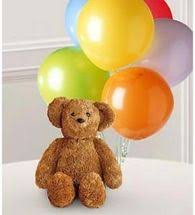 balloons and teddy delivery bears balloons