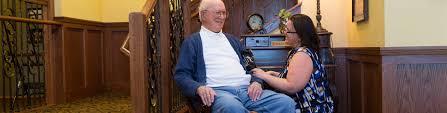 a la carte services more care options senior living community