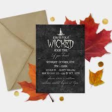 printable halloween party invitations popsugar smart living