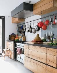 meuble cuisine bois brut meuble cuisine bois massif excellent agrable placard cuisine bois
