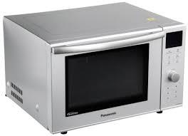 Kombi Toaster Panasonic Nn Df385mepg Inverter Kombi Mikrowelle Silber