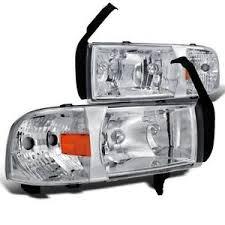 2001 dodge ram headlights 2001 dodge ram 1500 ebay