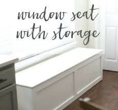 built in storage bench plans kitchen storage bench l shaped with