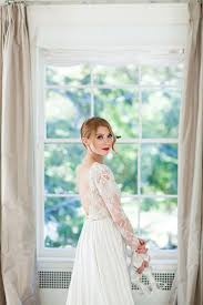 trending sheer wedding dresses that will have you feeling
