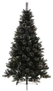 3ft artificial tree ias tree en unlit snow tipped pine