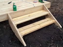 treppe selbst bauen umfangreiches stegzubehör für holzstege und stahlstege z b