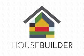 house builder logo 199 00 by congruentgraphics strong logos