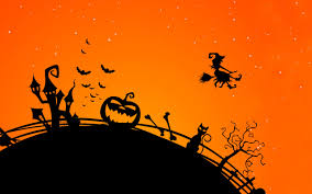 cat halloween wallpaper neon wallpaper 1920x1080 35581