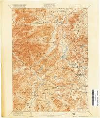 Mexico Ny Map by