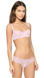Vanity Fair Bra 75371 Skarlett Blue Mix Unlined Balconette Bra In Pink Lyst
