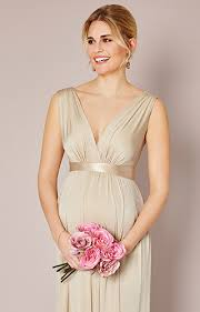 gold maternity bridesmaid dress maternity gown gold dust maternity wedding dresses