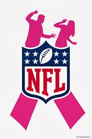 Breast Cancer Awareness Meme - nfl unveils new breast cancer awareness month logo daily snark
