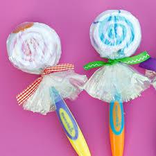 lollipop party favors diy lollipop party favors for babies chickabug