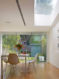 modern terraced house design for a family in south west london