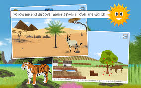wildlife u0026 farm animal for kid android apps on google play