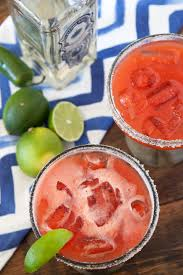 jalapeno margaritas strawberry jalapeño margaritas what u0027s gaby cooking