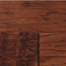 shop lm flooring scraped 4 92 in w prefinished hickory