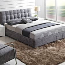 Sears Platform Bed Is It 70 S To Want An Upholstered Bed Frame Sears Rizzo