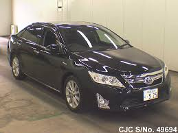 cars toyota black 2012 toyota camry black for sale stock no 49694 japanese used
