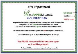 free postcard templates for word blank postcard template free