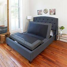 Adjustable Bed Frame King Electric Adjustable Bed Ebay