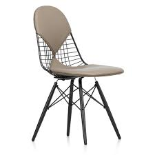 chaise eames vitra by the vitra eames dkx wire chair utility design