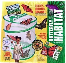 Backyard Safari Habitat by Backyard Safari Outfitters Butterfly Habitat Coupon For