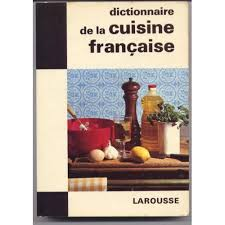 dictionnaire cuisine francais de la cuisine de henri lasnet de lanty